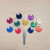 Clips colores Kaba